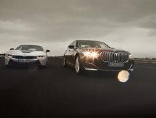 BMW 745e Facelift