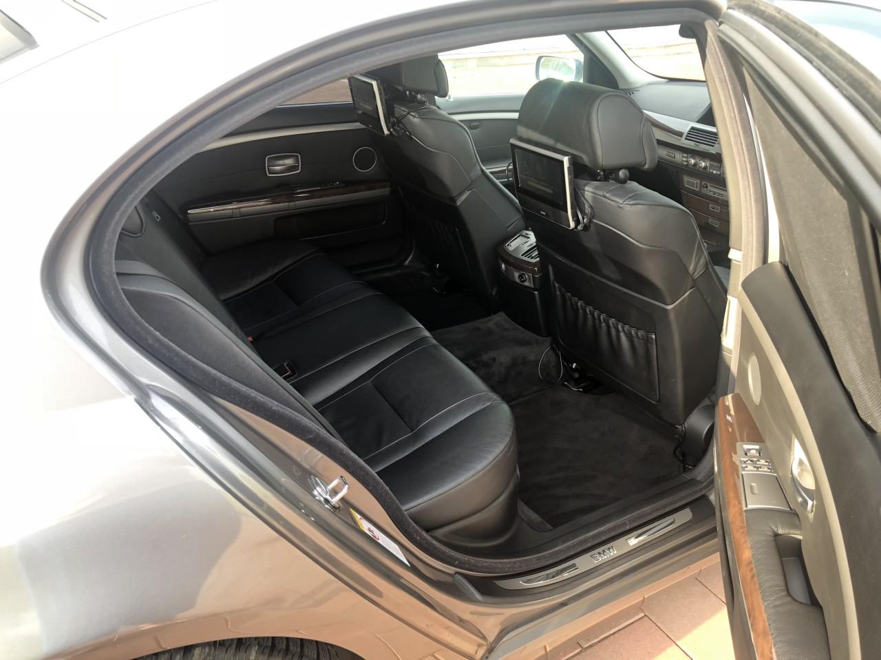 BMW 750 750 Li 2007