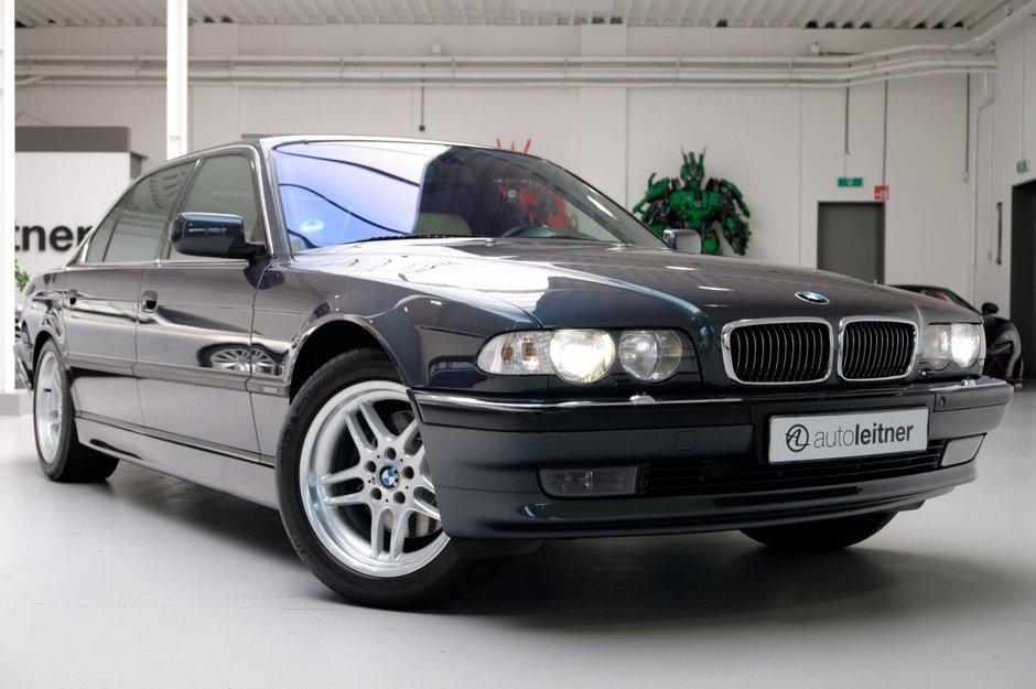 BMW 750iL Individual de vanzare