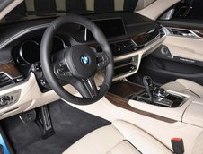 BMW 750Li xDrive in Rose Quartz