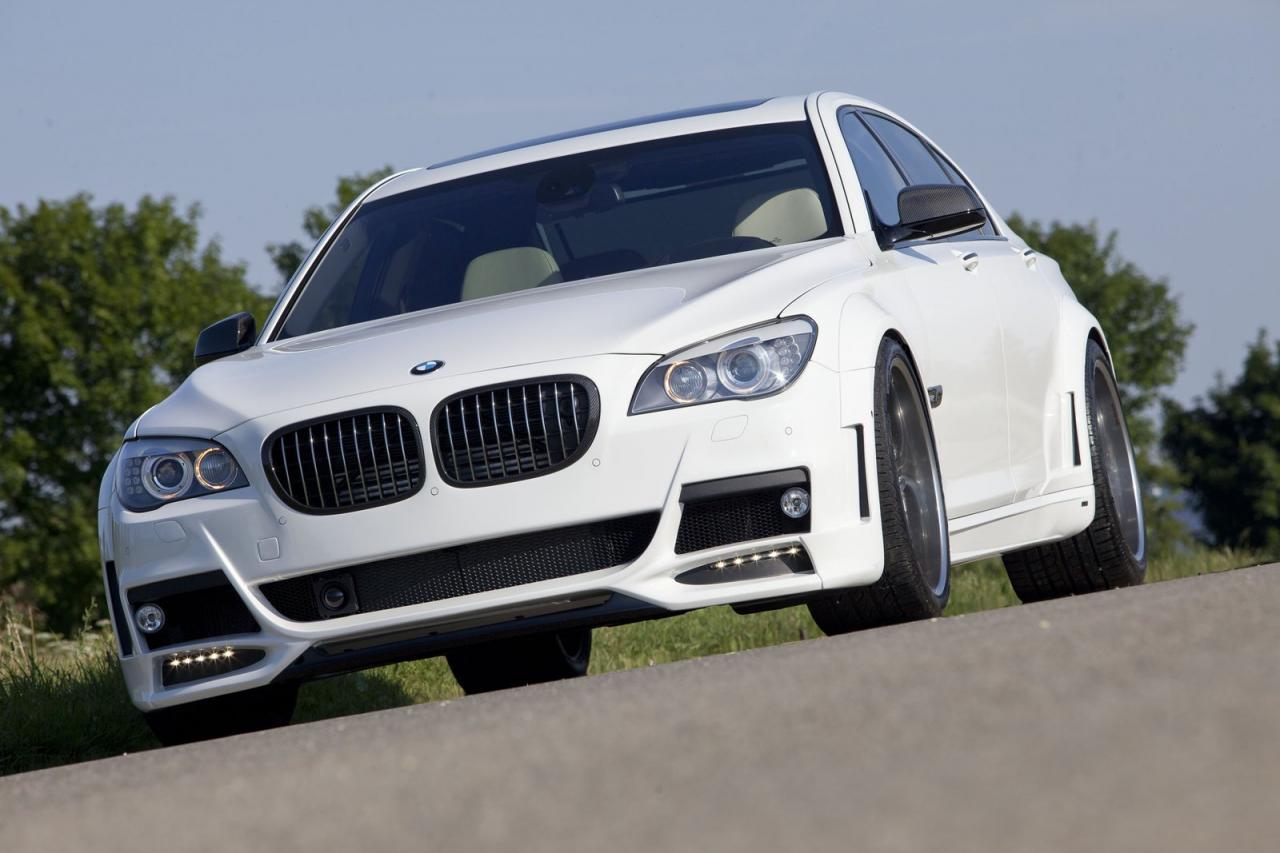 BMW 760Li by Lumma Design & Shaston - Agentul Secret - BMW 760Li by Lumma Design & Shaston - Agentul Secret