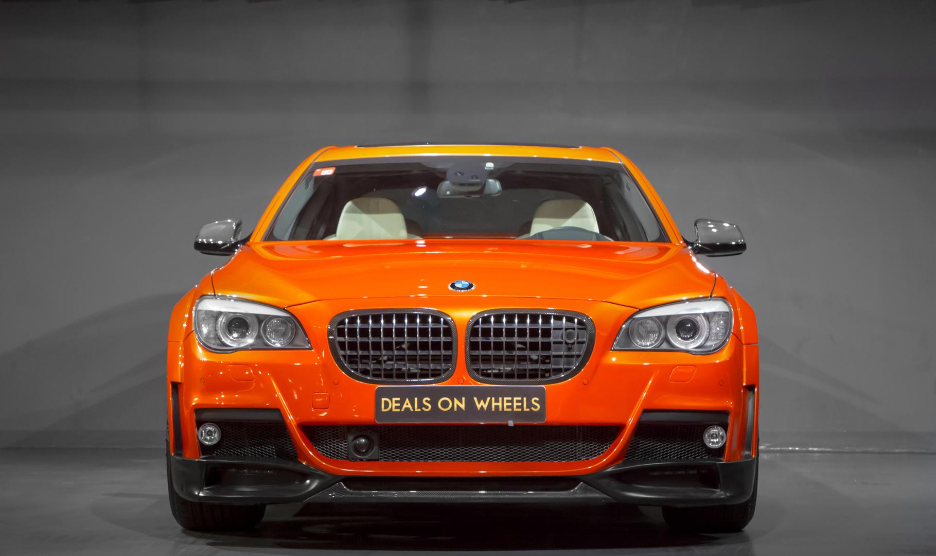 BMW 760Li cu pachet Lumma - BMW 760Li cu pachet Lumma