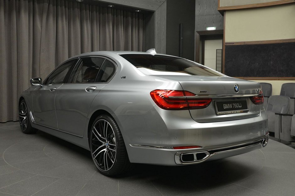 BMW 760Li xDrive Excellence