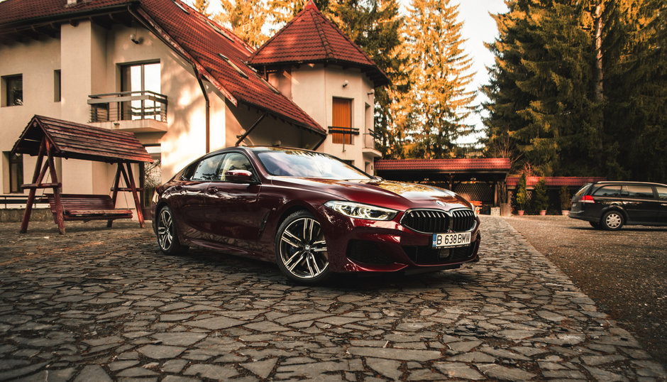 BMW 840d xDrive Gran Coupe