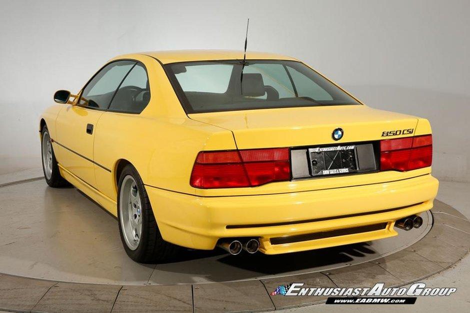 BMW 850CSi Individual de vanzare