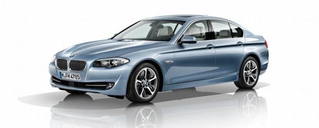 BMW a anuntat pretul lui ActiveHybrid 5