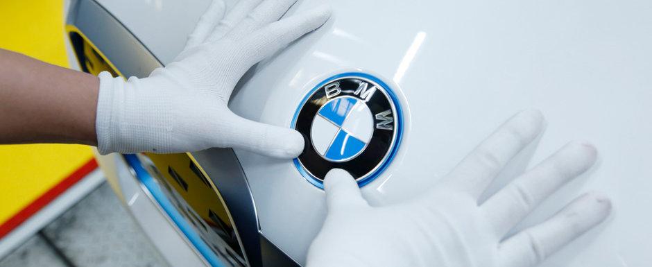 BMW a asteptat peste 100 de ani ca s-o lanseze, insa acum o poate cumpara oricine. Cum arata prima masina din noua serie