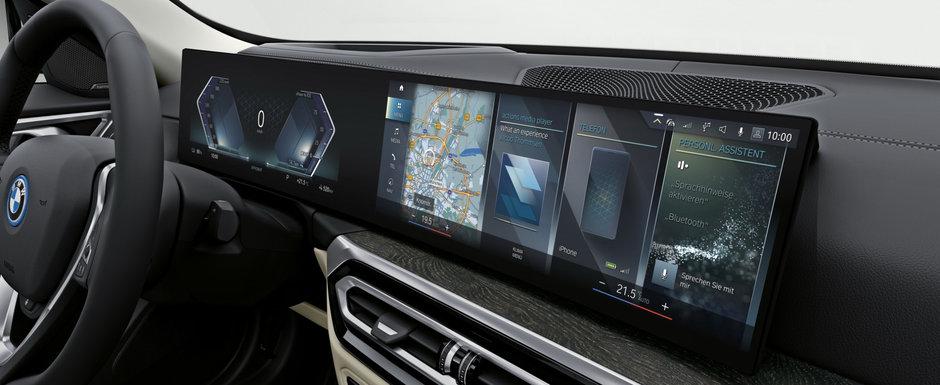 BMW a asteptat peste un secol ca sa lanseze aceasta masina, insa curand o va putea cumpara oricine. Cum arata la interior