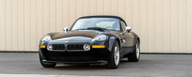 BMW a avut nevoie de 6 ani sa-l dezvolte. Decapotabila cu motor de M5 a fost scoasa acum la vanzare