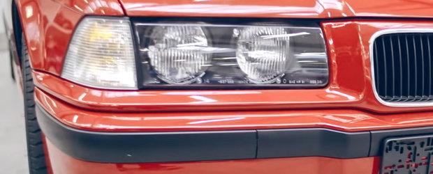 BMW a construit in total doar o singura masina. Cum arata in realitate