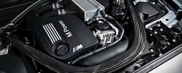 BMW a facut anuntul in urma cu doar cateva momente. Noua masina de clasa compacta are motor de M3 si tractiune spate
