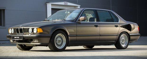 BMW a facut un Seria 7 cu motor V16 de 6.7 litri