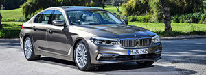 BMW a gasit o cale ca 520d sa consume si mai putin combustibil. Premiera anuntata de bavarezi