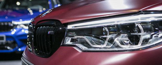 BMW a gasit o metoda ingenioasa prin care sa rada de Volvo... chiar la suedezi acasa