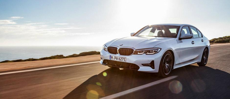 BMW a gasit reteta succesului. Cel mai nou sedan al nemtilor are 252 de cai si consuma 1.7 l/100 de km