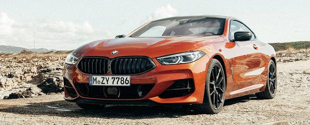BMW a ieftinit deja noul Seria 8. Uite cat costa acum modelul german pe piata din Romania