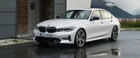 BMW a lansat noua Serie 3 si in Romania. Cat costa masina bavareza