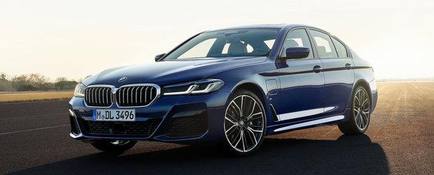 BMW a lansat noul Seria 5 si pe piata din Romania. Cat costa cel mai ieftin model disponibil la vanzare