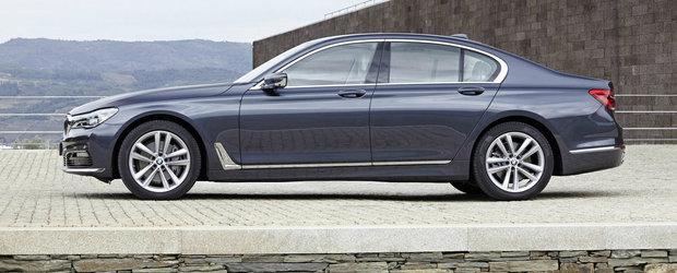 BMW a oprit vanzarile noului Seria 7. Motivul este incredibil!