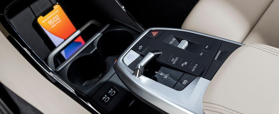 BMW a publicat acum toate pozele posibile si imposibile: noua masina a bavarezilor are motoare in trei cilindri si sisteme de tractiune fata!