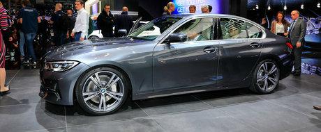 BMW a publicat deja preturile noului Seria 3. Uite cat costa cea mai ieftina versiune