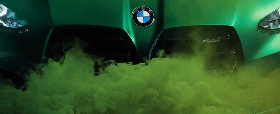 BMW a publicat, in sfarsit, primele fotografii oficiale cu noul M3. PLUS: cand se lanseaza modelul asteptat de toata lumea