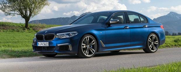 BMW a pus motorul asta pe Seria 5 inainte s-o faca vreun tuner. Acum oricine poate cumpara noua masina a bavarezilor