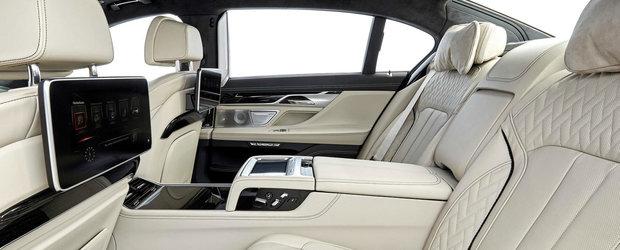 BMW a reusit ceva fabulos. Trebuie sa iti placa prea mult Mercedes ca sa nu recunosti ca asta e limuzina suprema!