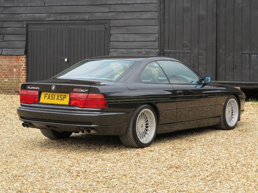 BMW Alpina B12 5.7 Coupe
