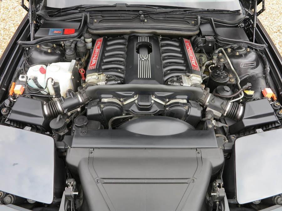 BMW Alpina B12 5.7 Coupe - BMW Alpina B12 5.7 Coupe