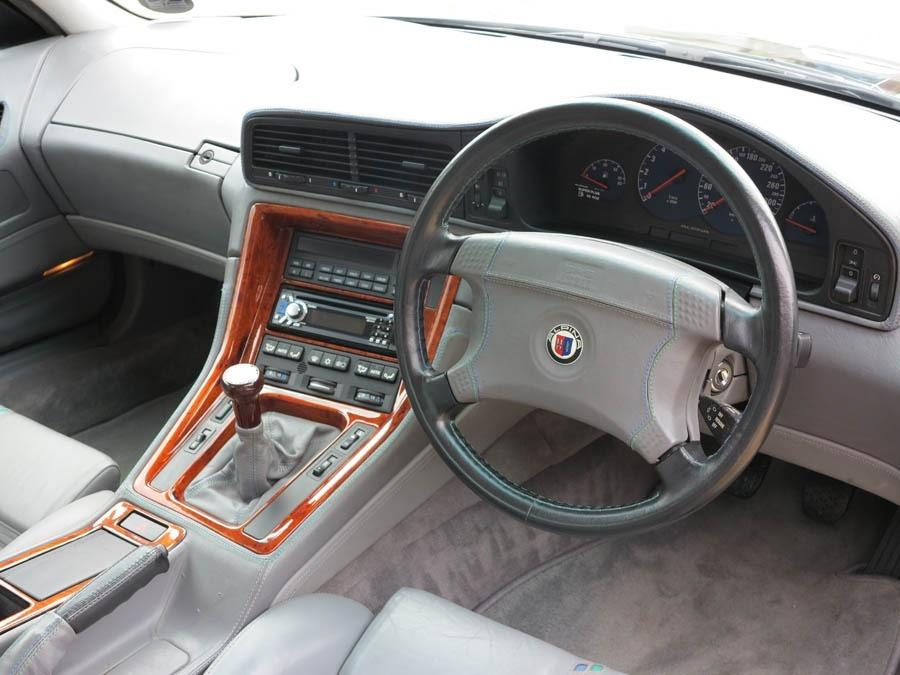 BMW Alpina B12 5.7 Coupe - BMW Alpina B12 5.7 Coupe