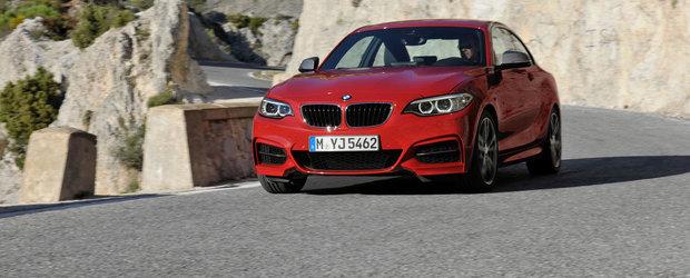 BMW anunta un M235i xDrive Coupe, plus alte noutati majore