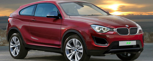 BMW ar putea lansa in urmatorii ani X2 si X7