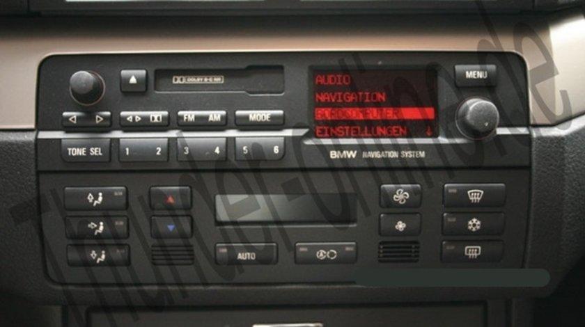 BMW CD NAVIGATIE MICA E46 E39 Harta Romania detaliata