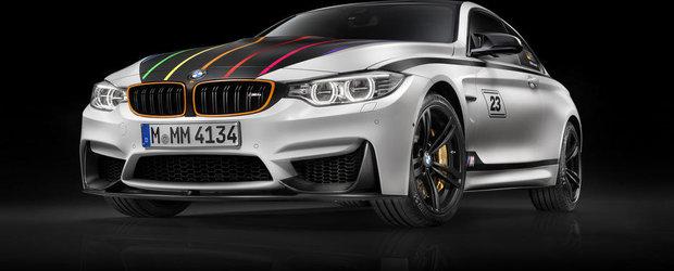 BMW celebreaza titlul la piloti cu un M4 DTM Champion Edition
