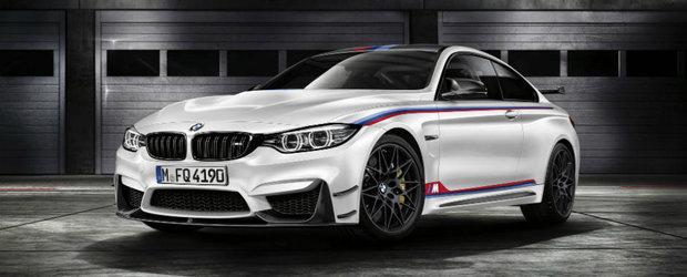 BMW celebreaza victoria din DTM cu noua editie speciala M4 DTM Champion, disponibila si in Romania
