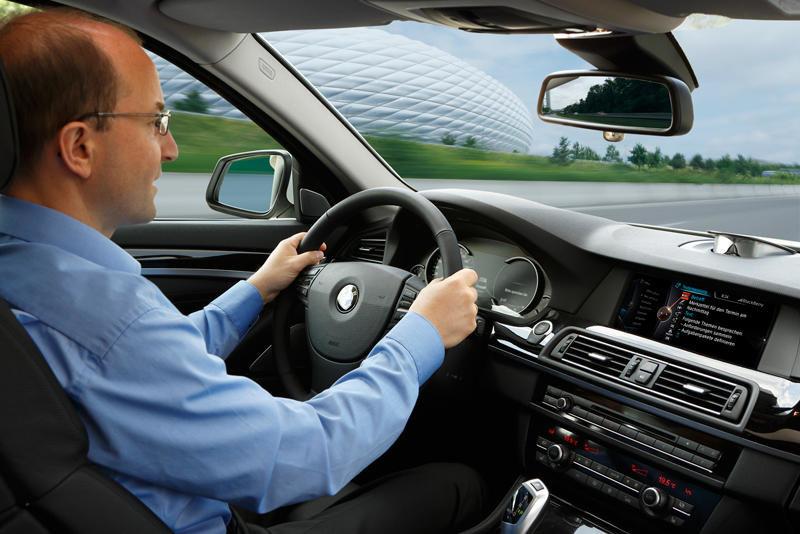 BMW ConnectedDrive - noutati pentru 2012