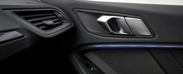 BMW crede ca noua sa masina cu tractiune fata arata mai bine decat un Mercedes si publica aceste imagini ca s-o demonstreze
