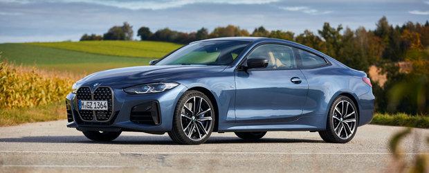 BMW crede ca noul Seria 4 arata mai bine decat orice Audi A5 si Mercedes C-Class si publica peste 90 de imagini proaspete ca sa o demonstreze