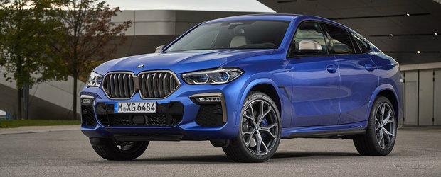 BMW crede ca noul X6 arata mult mai bine decat Audi Q8 si publica aceste imagini ca sa ne demonstreze ca nu se insala
