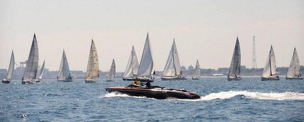 BMW da startul sezonului de sailing in Romania