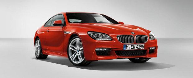 BMW dezvaluie noul Seria 6 M Sport Edition