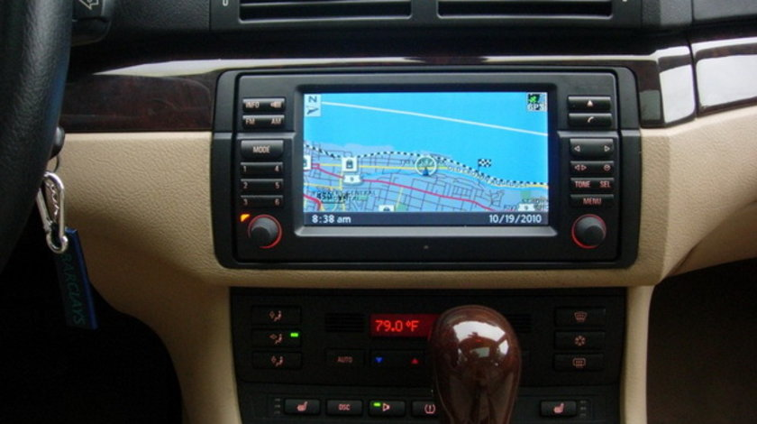 BMW Dvd cd HARTA NAVIGATIE Bmw E39 E46 E53 E65 X3 X5 HARTI 2019 BMW