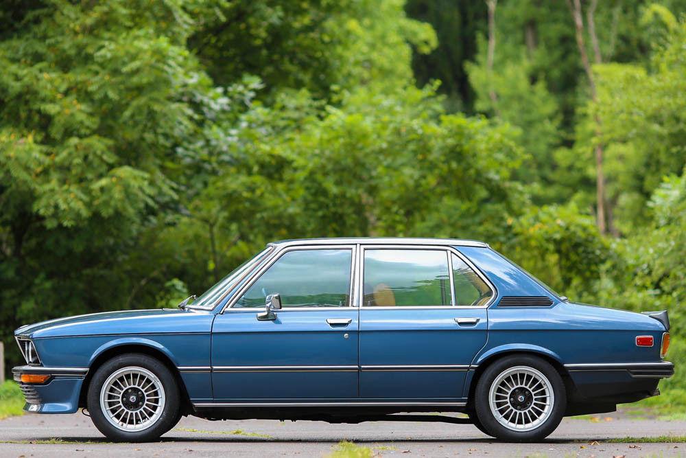 BMW E12 de vanzare - BMW E12 de vanzare