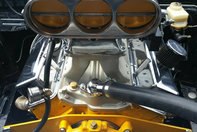 BMW E30 cu motor de 5.7 litri
