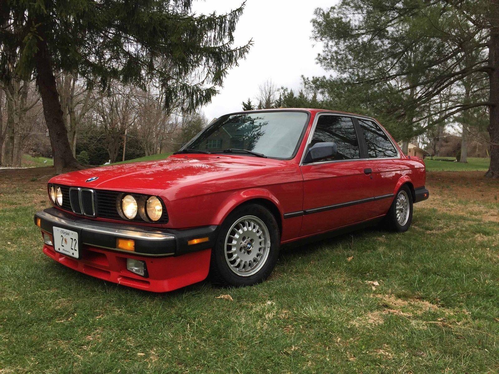 BMW E30 cu motor de Mustang GT - BMW E30 cu motor de Mustang GT
