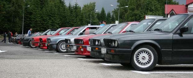 BMW E30 FEST 2012 - adunarea Ursuletilor din Romania, pe 15-17 iunie, la Brasov