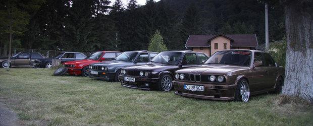 BMW E30 Fest 2012 - Imagini de la intalnirea pasionatilor de E30 din Romania