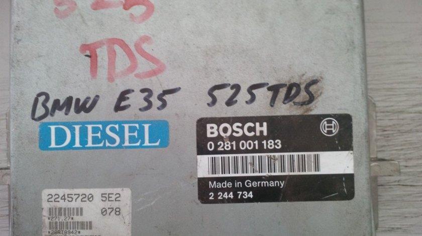 bmw e34 2.5tds 22447344 BOSCH 0281001183