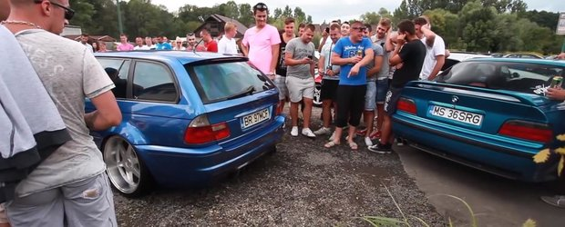 BMW E36 Meeting Romania 2014 - filmul evenimentului by EvlSkillz